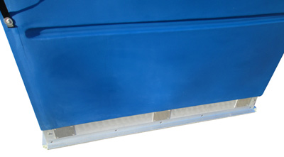 LD 2 DPN Base, LD 2 DPN Air Cargo Container, LD 2, DPN Container, DPN Air Cargo, Granger Aerospace LD 2 DPN